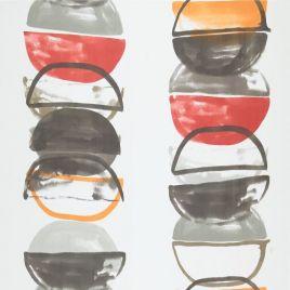 Vivante dessin gordijnstof Harmina in diverse kleuren